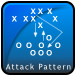 Attack Pattern Icon