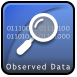 Observed Data Icon