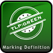 Green Marking Icon
