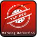 Red Marking Icon